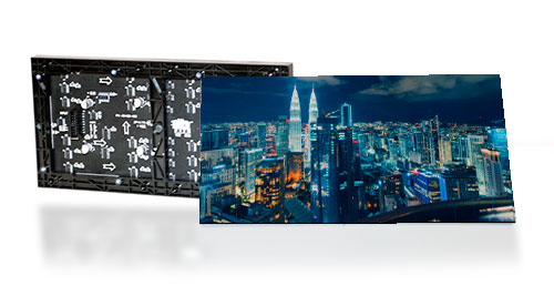 P6.6 Outdoor Series Outdoor LED Display Digital Billboard